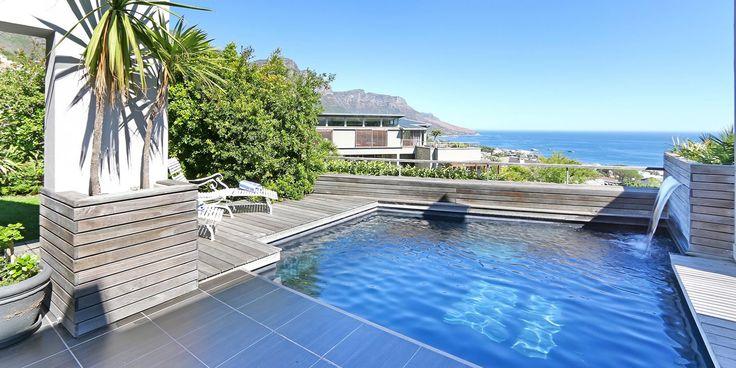 Villa Aqua - Location de villas au Cap en Afrique du Sud