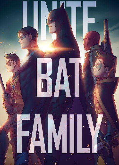 Unite the bat family