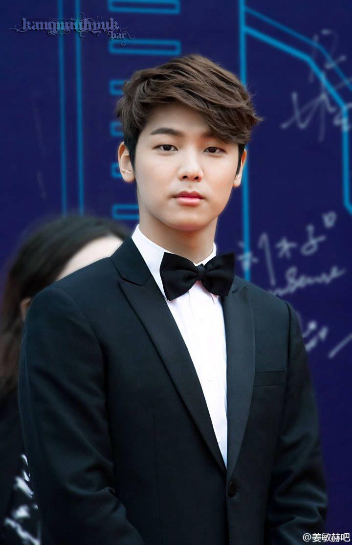 Kang Min Hyuk [Yin Yue Tai V-Chart Awards]