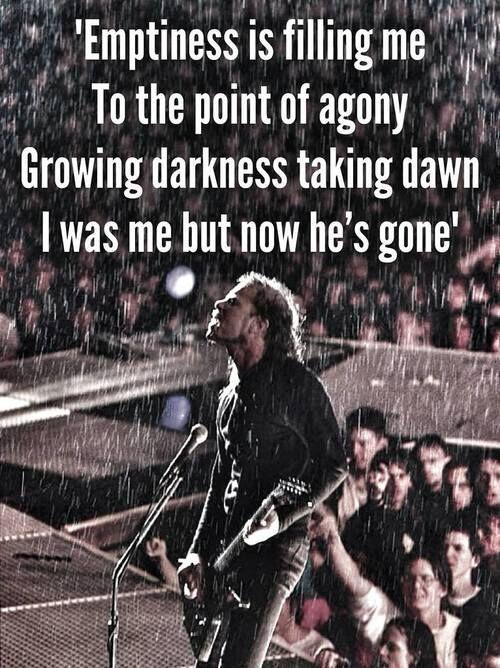 Metallica - Fade to Black *o*