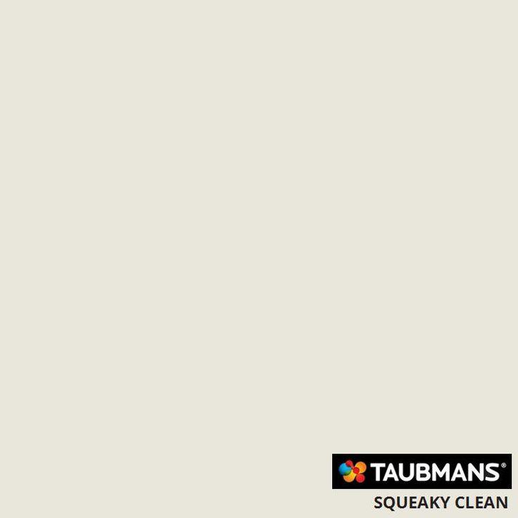 #Taubmanscolour #squeakyclean