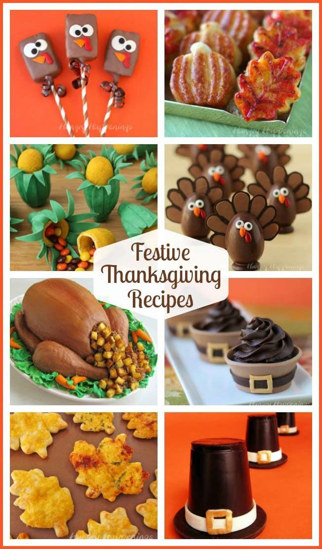 Dress Up Your Holiday Table With Some Cute Thanksgiving Food Family Will Adore These