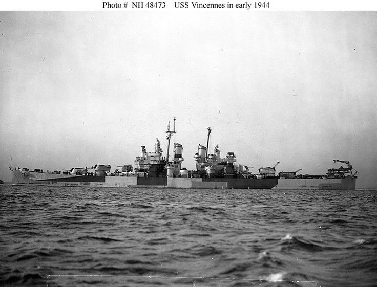 warship: ww2 Cleveland class cruisers us navy