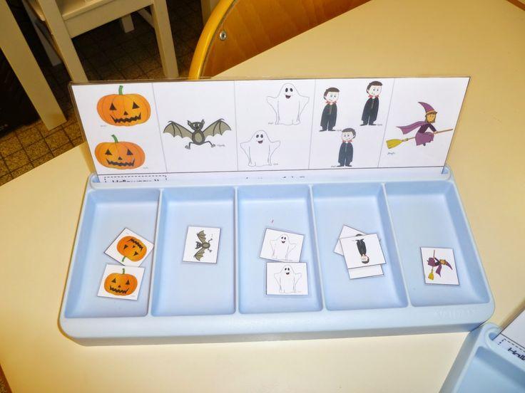 La maternelle de Laurène: Halloween