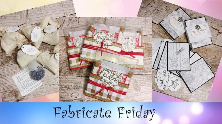 Crafty Gifts featuring Stampin' Up!® Products