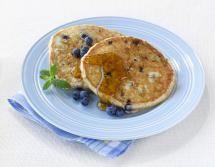 Low-Carb, Sugar-Free, Gluten-Free Pancakes