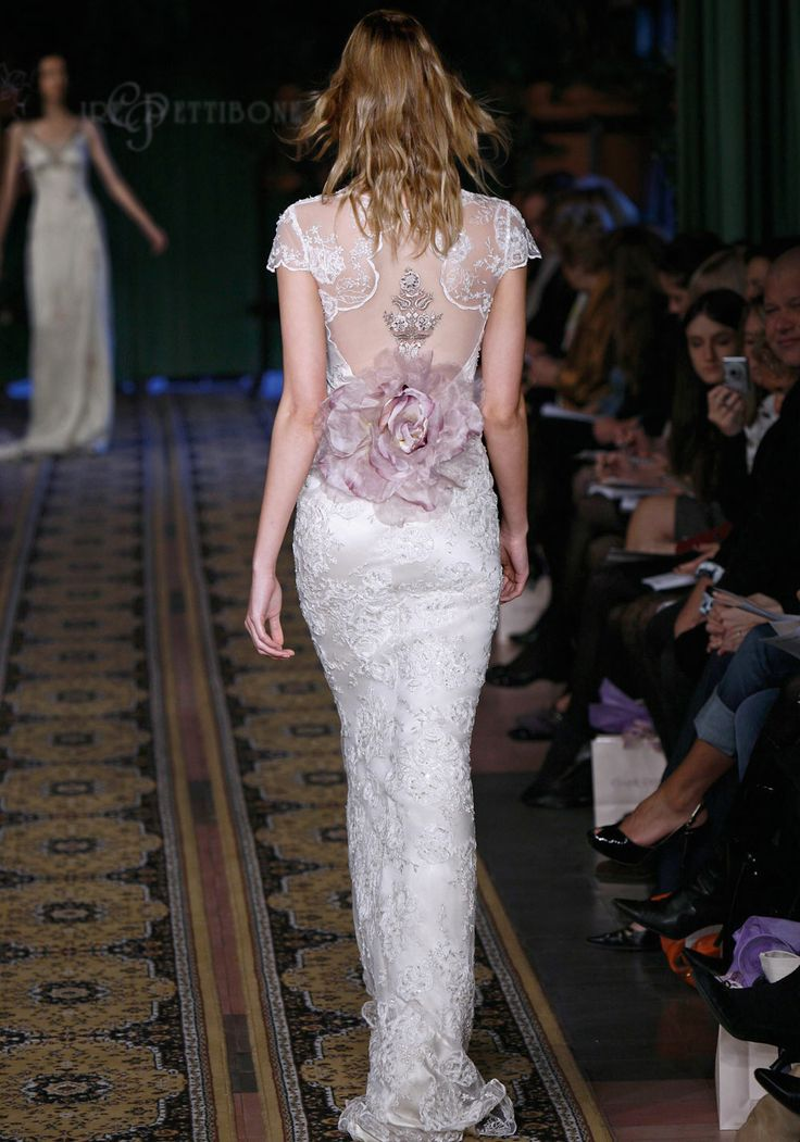 Another Claire Pettibone dress.