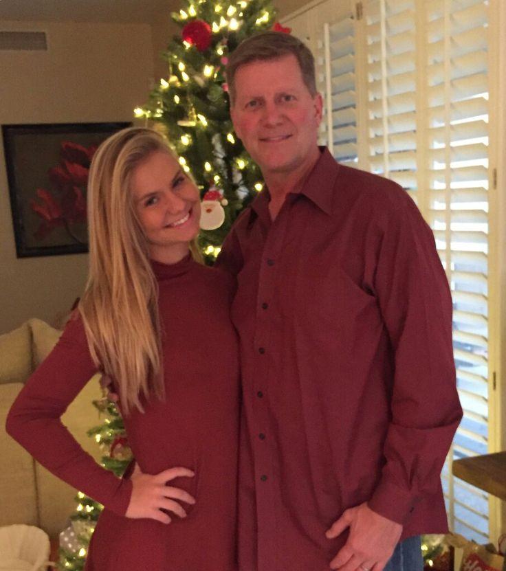 John Laurinaitis & His Daughter