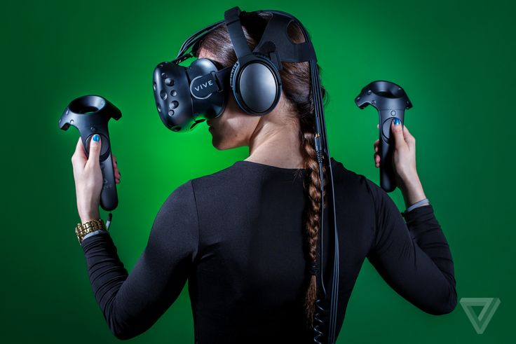 HTC VIVE REVIEW     The headset above is not the Vive Pre. It's the final consumer edition Vive that's coming out today,... #Swagnologies