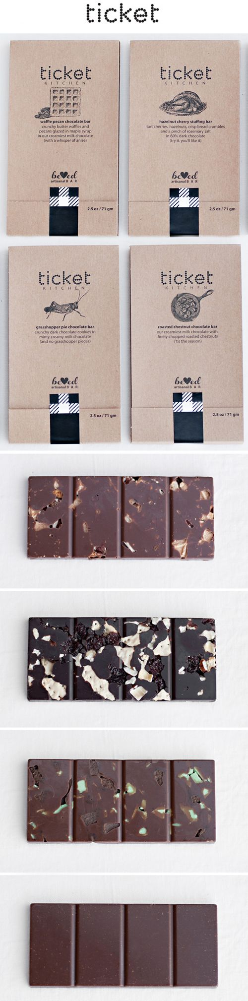 129 best gourmet chocolate packaging images on Pinterest ...