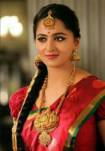 Anushka shetty. South Indian actress