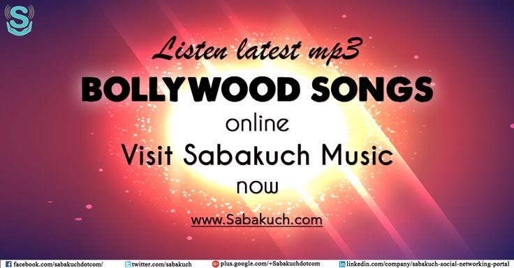 Listen latest #mp3 #bollywood #songs online. Visit #Sabakuch #Music now : https://goo.gl/gw0yTt