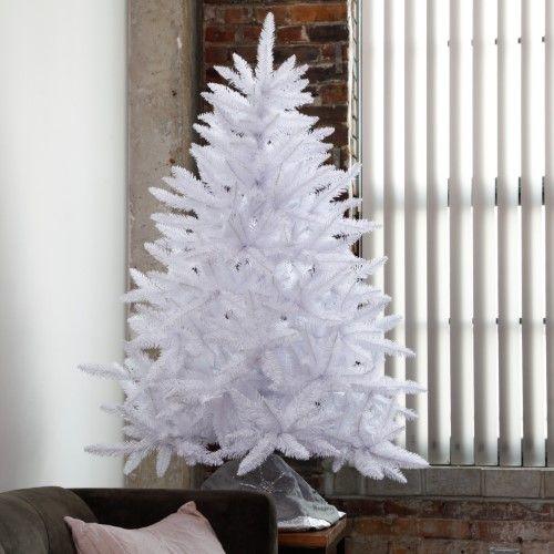 Winter Park Tabletop Medium Unlit Christmas Tree - 45-Ft Jet