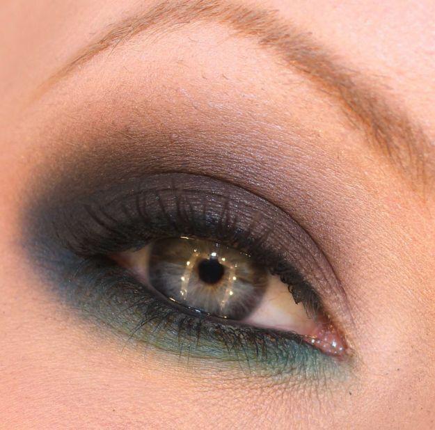 """Непревзойденный макияж """"Смоки Айс"""" ::: onelady.ru ::: #makeup #eyes #eyemakeup"""