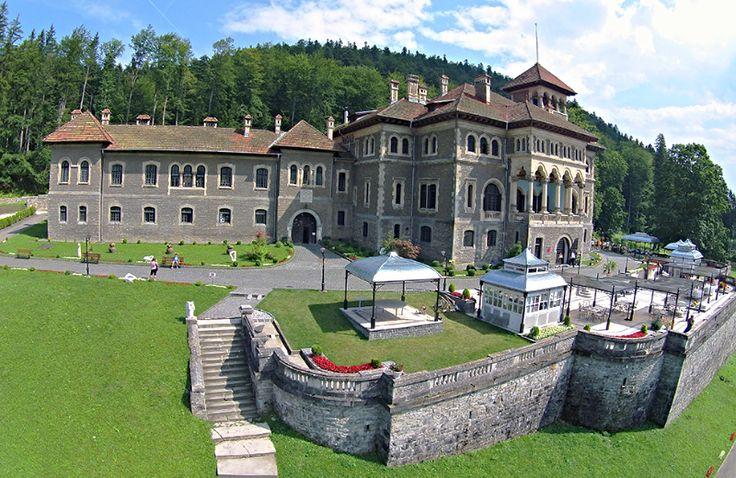 Castelul Cantacuzino Busteni | GALERIE_eng