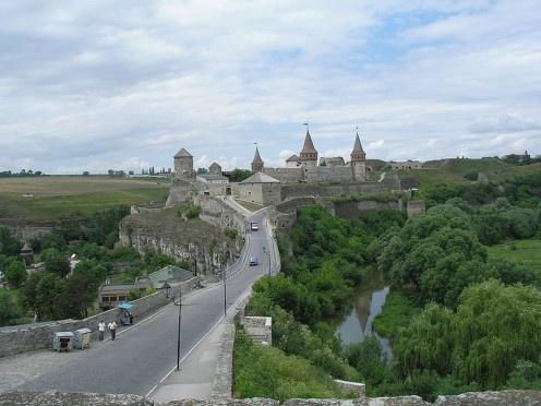 Kamianets-Podilskyi, Ukraine.