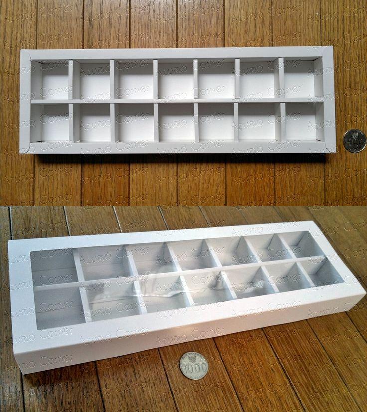 Box Cokelat isi 14  (7x2)