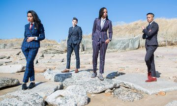 DapperQ and Sharpe Suiting~~ These Designers Are Proving Queer Fashion Is Way More Than Just A Trend