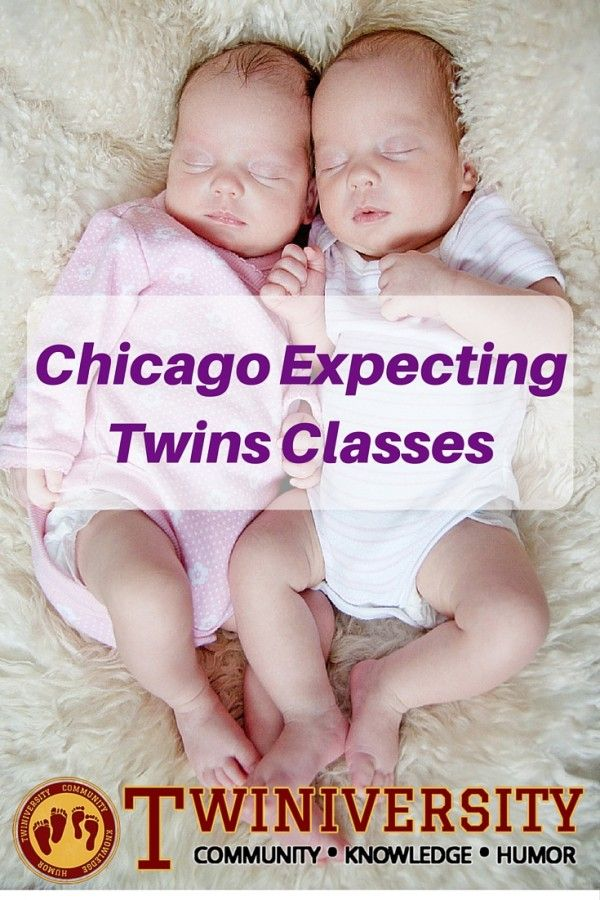 Twiniversity is offering expecting twins classes in Chicago for expecting and new parents of twins and higher order multiples.