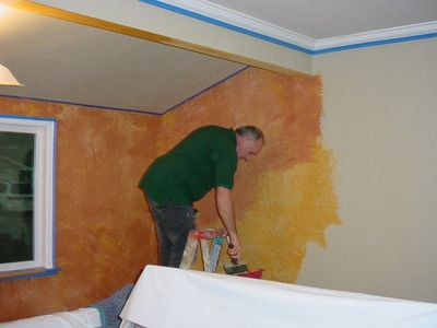 Painting Wall Tiles Diy