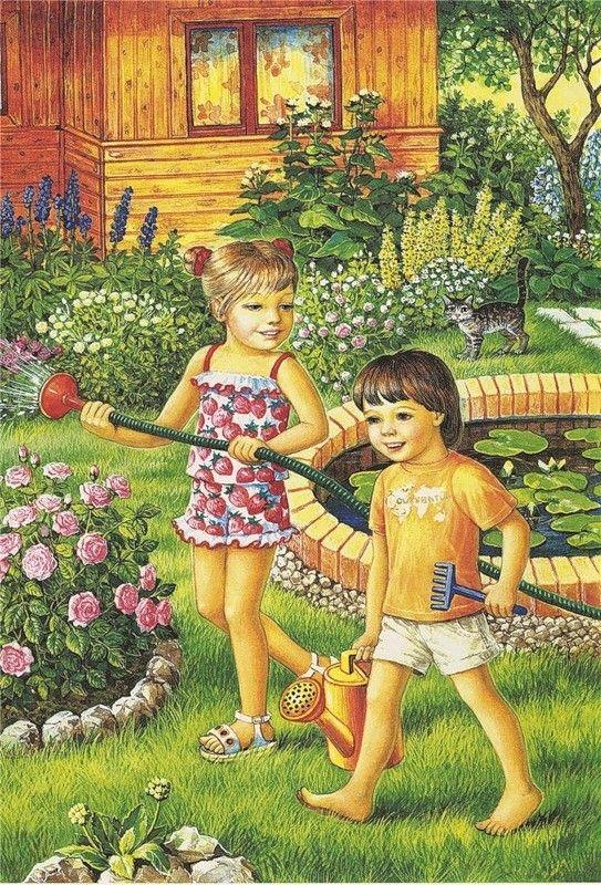 Mignonnes illustrations serie L ( L.N)