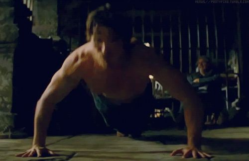 christian bale workout batman - photo #4