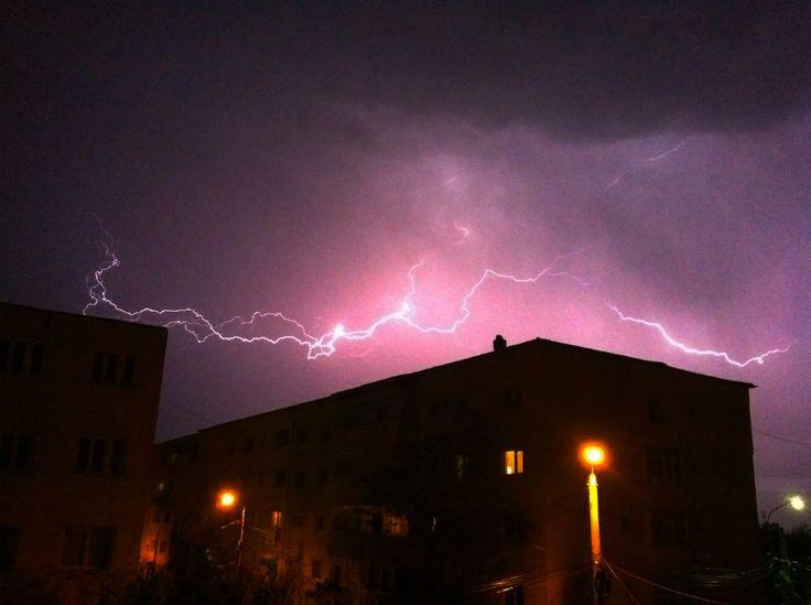 Lightning by Vladut Angel Stan on 500px