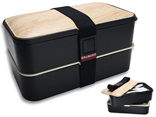 Grub2go bento box lunch box premium lunch boxes for for Bento lunch box isotherme