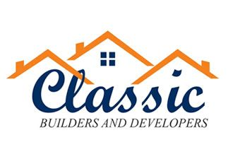 Classic Builders And Developers  Attractive Logo Designed.