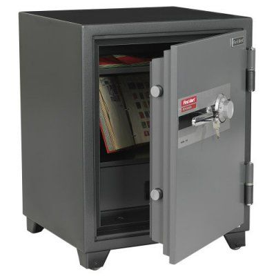 First Alert 2700F Fire and Anti-Theft Combination Safe - 2700F