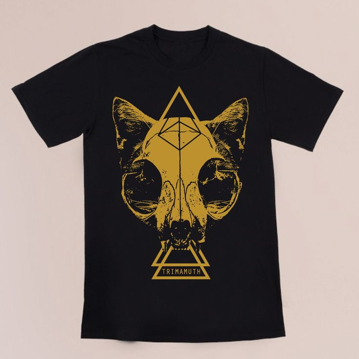 Our Brand New Cat-astrophe Design in Gold 100% Cotton Black T-shirt with our Cat-astrophe Design. The t-shirt size chart we use We recommend washing with similar colours at a cool 30 and hang dry. Do not iron design. Any questions about this product don't hesitate and email us at office@trimamuth.com We hope you love it. Don't forget …