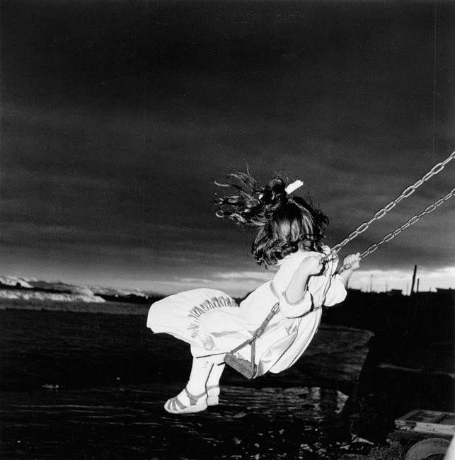 Чёрно-белые фотографии японского мастера Иссей Суда