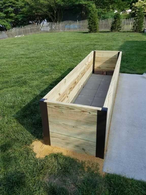 Aluminum Corner Brackets For Diy Raised Garden Beds Gardeners Com Raised Garden Beds Diy Diy Raised Garden Garden Beds