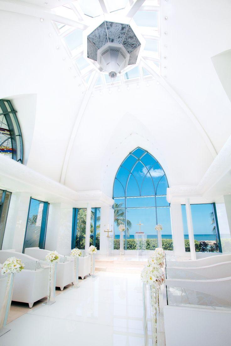 コオリナ・チャペル・プレイス・オブ・ジョイ  #HAWAII WEDDING