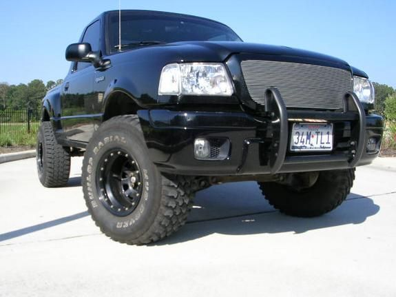 Lifted Ford Ranger | 2004 Ford Ranger Regular Cab - Houston, TX owned by Roach2004 Page:1 ...