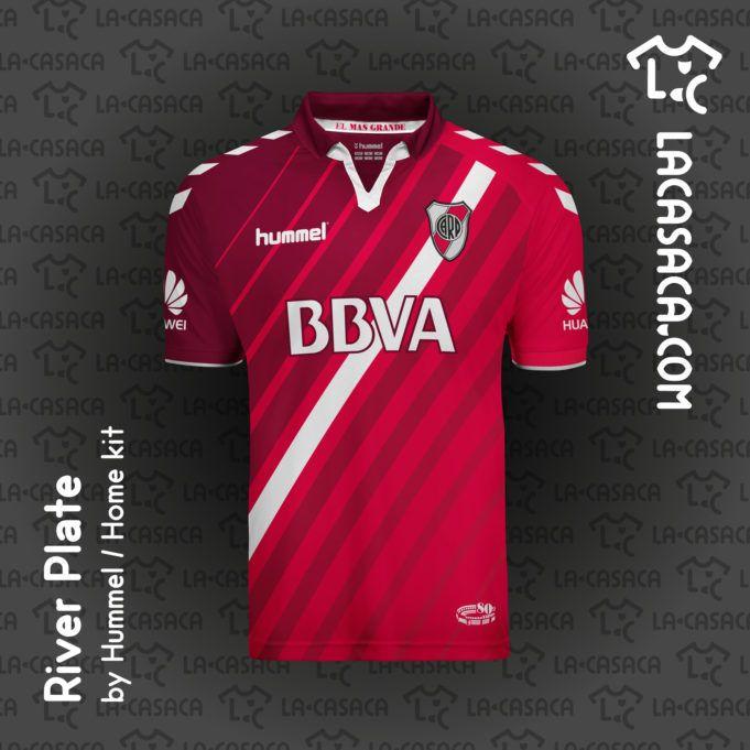 Superliga Argentina By Hummel La Casaca Camisa De Futebol Camisetas De Futebol Camisas De Futebol