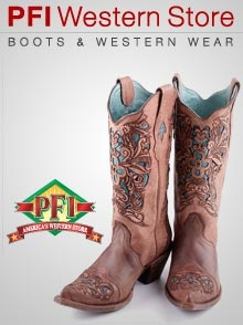 Picture of western clothing store from PFI Western Wear Store catalog #myspringfashionpalette @catalogs