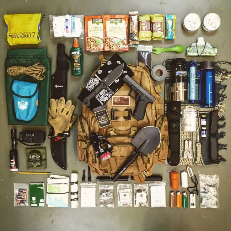 Cheap Bug Out Bag