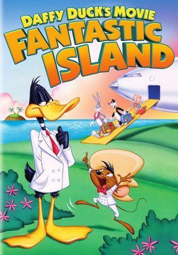 Daffy Duck's Movie: Fantastic Island [DVD] [1983]