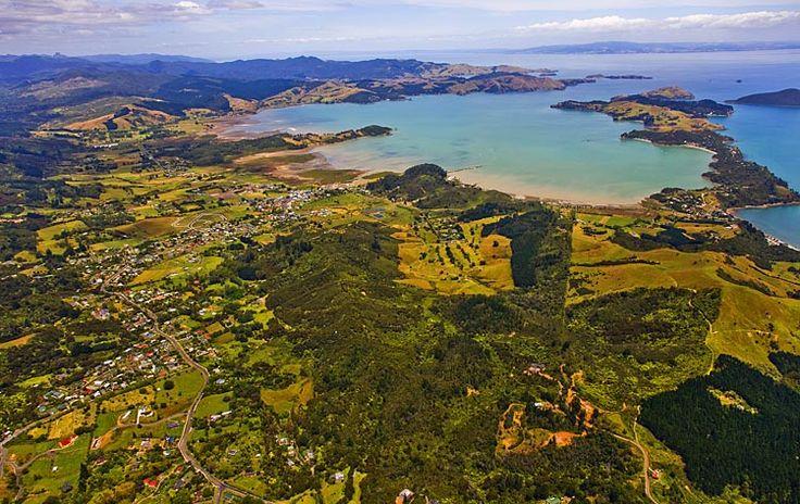 Coromandel Town, see more at New Zealand Journeys app for iPad www.gopix.co.nz
