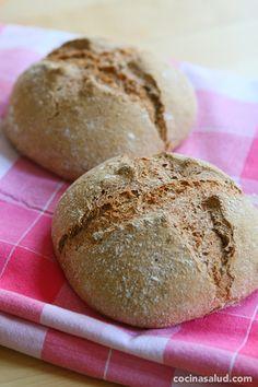 Cómo hacer pan integral de trigo - Recetas de cocina y consejos de salud