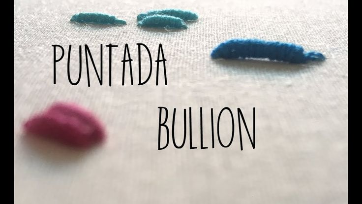 Puntada Bullion