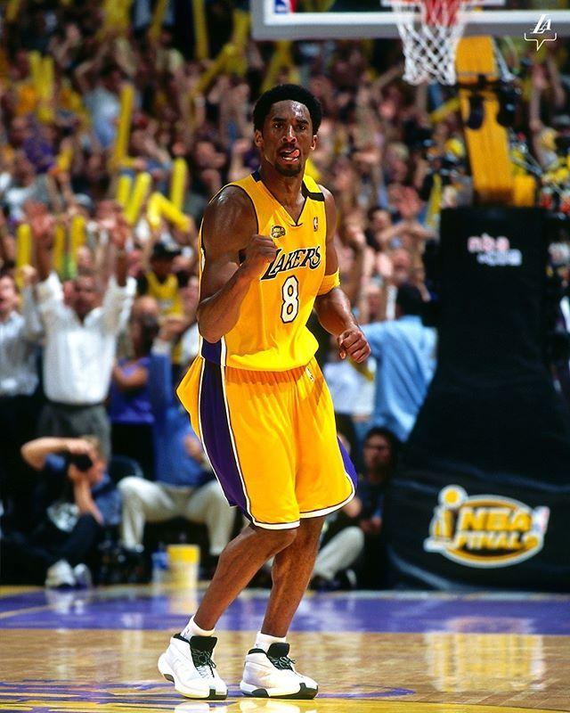 Los Angeles Lakers On Instagram The Dynasty Was Born Bestoflakerspacers In 2020 Kobe Kobe Bryant Kobe Bryant Wallpaper