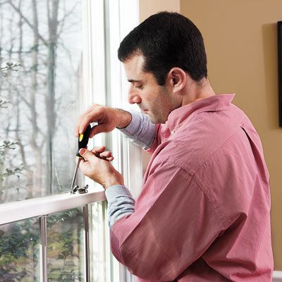 From windows that rattle, to cracks in the driveway and moldy bathroom caulk, we've got 52 DIY fixes for annoying home ailments (1 for every week of the year!) | Photo: Ian Spanier | thisoldhouse.com