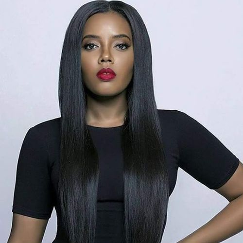 Long Hairstyles For Black Women Inspiration 20 Best The Long Hairstyles For Black Women Images On Pinterest