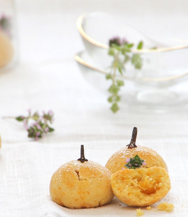 Kue Nastar, Indonesian Pineapple Cookies