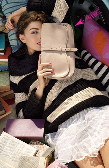 Westard handbags - Love the clutch!