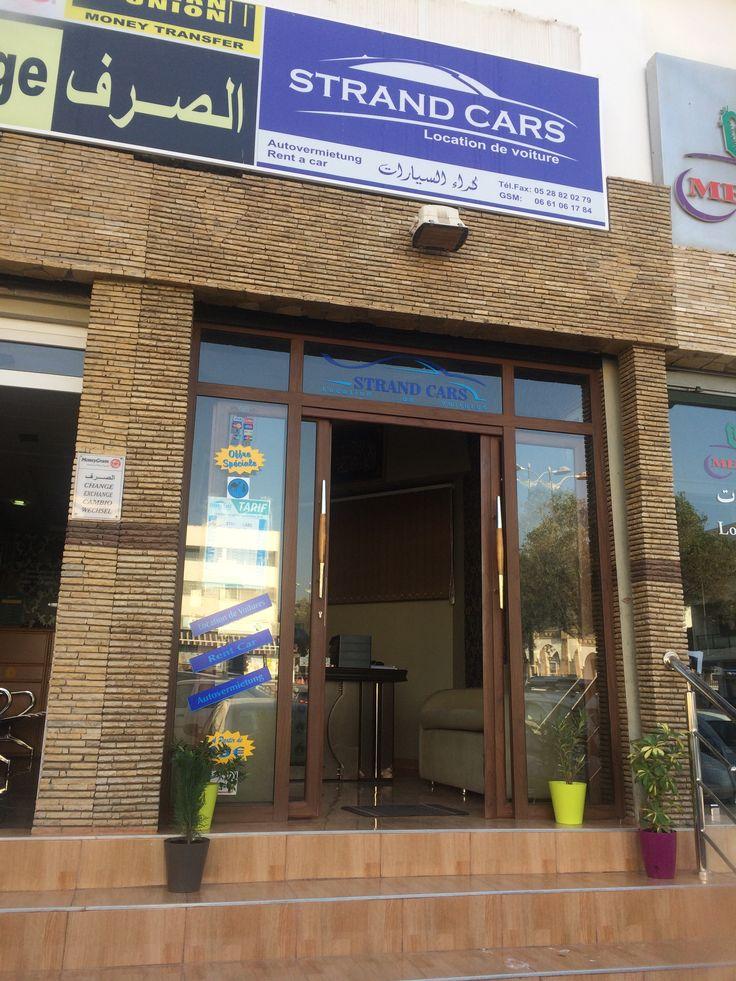 Découvrez notre agence de location de voiture à Agadir