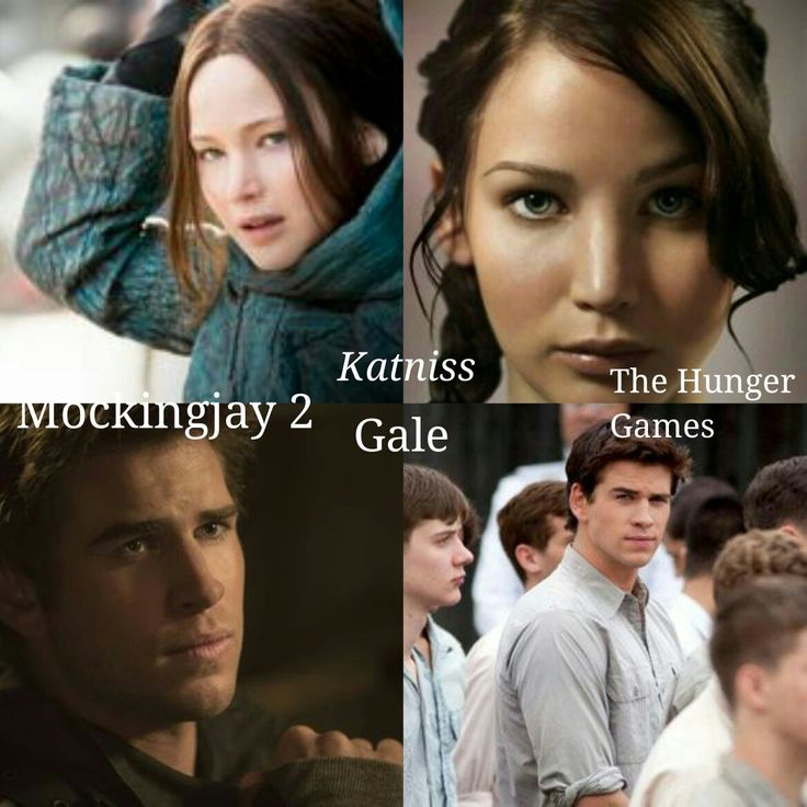 Katniss und Gale, The  Hunger Games, Mockingjay 2
