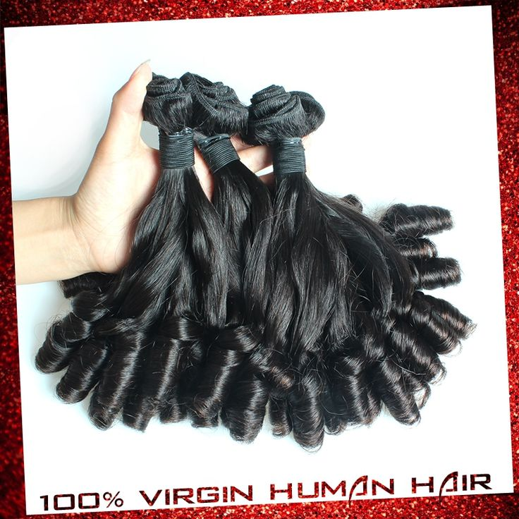 Unprocessed Virgin Brazilian Human Hair Extensions Loose Wave Romance Buncy Curls Double Drawn Nigeria Fumi Hair $214.95 - 353.44